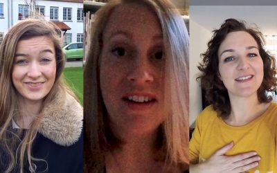 Let's meet the mama vloggers
